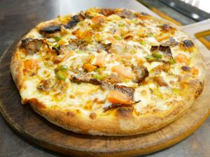 The Doner Pizza